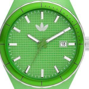 Large Adidas Green Cambridge Watch  ADH2101